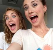 Sophie Nélisse et Karine Vanasse joueront une fille... (Photo fournie par Lyla Films) - image 2.0