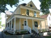 La maison natale de Gabrielle Roy a été... (Photo Catherine Lefebvre, collaboration spéciale) - image 1.0