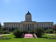 Le palais lŽégislatif du Manitoba.... (Photo Catherine Lefebvre, collaboration spéŽciale) - image 5.0