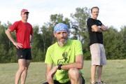 Le trio d'ultra-marathoniens de l'Outaouais a UTMB:Benoît Létourneau,... (Etienne Ranger, Archives LeDroit) - image 1.0
