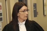 L'avocate en droit criminel Célina St-François.... (Archives La Voix de l'Est) - image 2.0