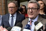 Le maire de Lévis, Gilles Lehouillier, et celui... (Le Soleil, Patrice Laroche) - image 2.0