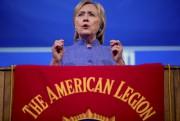 Hillary Clintonreste tout de même en tête des... (AP, Andrew Harnik) - image 4.0