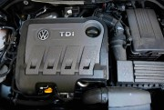 Un moteur diesel de Passat TDI. Photo: Reuters... - image 3.0