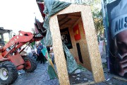 Des kiosques du quartier Christiania, à Copenhague, ont... (PHOTO REUTERS, FOURNIE PAR UFFE WENG) - image 2.0