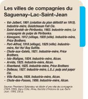 Corps: Le Saguenay-Lac-Saint-Jean , dont l'histoire, et surtout, le... - image 2.0