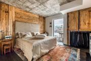 La chambre est étonnante par sa double personnalité:... (Photo fournie par Sotheby's Realty International Québec) - image 3.0