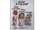 La publication par l'hebdomadaire satirique français Charlie Hebdo... (Tirée d'Internet) - image 1.0