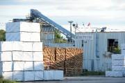 La fermeture de la Scierie Leduc, située à... (Le Soleil, Erick Labbé) - image 6.0
