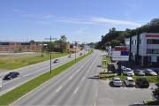 Une vue actuelle du boulevard Charest, à l'est... (Fournie par la Ville de Québec) - image 1.0