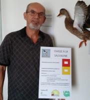 Michel Bouchard président de l'Association des sauvaginiers du... (Photo Le Progrès-Dimanche, Roger Blackburn) - image 1.0