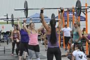 Le CrossFit attire presque autant de femmes que... (Photo Le Progrès-Dimanche, Rocket Lavoie) - image 2.1