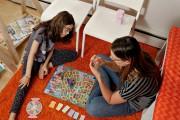 Ce Candy Land adapté permet à l'enfant d'apprendre... (Le Soleil, Frédéric Matte) - image 1.0