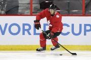 L'entraînement de lundi a donné un premier indice... (Sean Kilpatrick, La Presse Canadienne) - image 3.0
