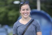 Membre de l'équipe canadienne «développement», Sara Dagenais s'est... (Julie Catudal, La Voix de l'Est) - image 1.1