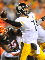 Ben Roethlisberger... (Photo Christopher Hanewinckel, USA TODAY) - image 1.0