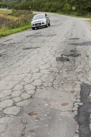 Chemin Glenday à besoin de réparation.. Spectre Média... (Spectre Media, Frédéric Côté) - image 1.0