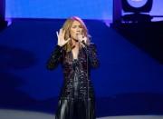 Le nouveau disque de Céline Dion trône au... (Photo Sylvain Mayer, le nouvelliste) - image 1.0