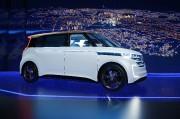 Volkswagen a montré ce prototype électrique BUDD-e au... - image 1.0