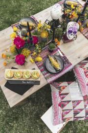 La table Dia de los muertos... (Tirée de L'art de recevoir) - image 2.0
