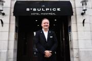 Alain Éthier, chef concierge à l'hôtel Le Saint-Sulpice... (Photo Martin Chamberland, La Presse) - image 2.0