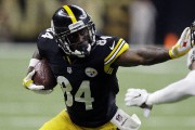 Antonio Brown... (Photo Butch Dill, AP) - image 5.0