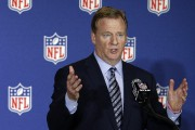 Le commissaire de la NFL, Roger Goodell.... (Photo Bob Leverone, AP) - image 8.0
