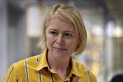 Annika Lenoir, directrice du centre de cueillette de... (Le Soleil, Patrice Laroche) - image 5.0