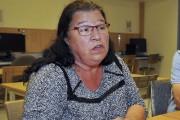 Michèle Martin, conseillère en services adaptés au Cégep... (Photo Le Quotidien, Rocket Lavoie) - image 1.0