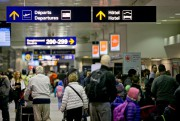 Aéroports de Montréal dit avoir peu de marge... (Photo David Boily, La Presse) - image 1.0