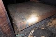 Voici les vestiges du toit d'origine, à l'époque... (Photo André Dumont, collaboration spéciale) - image 3.0