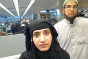 Syed Rizwan Farook et sa femme, Tashfeen Malik,... (PHOTO archives AP) - image 1.0