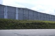 Depuis le 11-Septembre, Bagotville a renforcé la sécurité... (Photo Le Quotidien, Mariane L. St-Gelais) - image 4.0