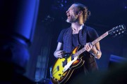 Radiohead lors d'un spectacle à New York.... (PHOTO ARCHIVES AP) - image 5.0
