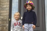 Laurent Marcil, cinq ans, faisant son entrée à... (Photo courtoisie) - image 2.0