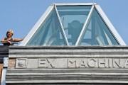 La «reine mère» d'Ex Machina, photographiée en haut... (Le Soleil, Erick Labbé) - image 7.0