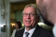 Gaétan Barrette, ministre de la Santé du Québec... (Photo Jacques Boissinot, Archives La Presse Canadienne) - image 3.0