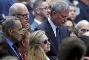 Le sénateur Chuck Schumer, Hillary Clinton, et le... (PHOTO BRIAN SNYDER, REUTERS) - image 1.0