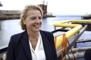 La directrice des opérations des installations portuaires et... (Photo Le Quotidien, Mariane L. St-Gelais) - image 3.1