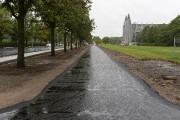 Le réseau de pistes cyclables de l'Université Laval... (Le Soleil, Patrice Laroche) - image 3.0