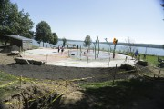 Le projet de jeux d'eau entre dans sa... (Catherine Trudeau, La Voix de l'Est) - image 1.0