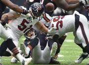 Le quart des Bears, Jay Cutler, s'est fait... (AP, Eric Christian Smith) - image 3.0