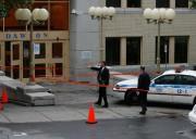 210431, Montréal--Au lendemain de la fusillade au College... (Photo Martin Tremblay, Archives La Presse) - image 1.0