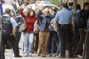 13 septembre 2006: les étudiants levaient les bras... (Archives La Presse canadienne, Paul Chiasson) - image 2.0
