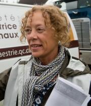 Cathy Bergeron... (Archives La Tribune, Jessica Garneau) - image 2.0