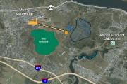 L'expansion du site... (Tiré du document Projet vaudreuil au-delà de 2022) - image 6.0