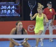 Eugenie Bouchard a préféré jouer un match de... (Le Soleil, Yan Doublet) - image 4.0