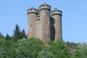 Le château d'Anjony, dans le village de Tournemire.... (PHOTO CHRISTOPHE FINOT, TIRÉE DE WIKIMEDIA) - image 3.0
