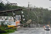 Plusieurs lignes électriques du comté de Pingtung, dans... (photo SAM YEH, AFP) - image 3.0