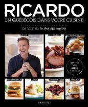 Un Québécois dans votre cuisine! de Ricardo... (Photo fournie par Ricardo Media) - image 2.0